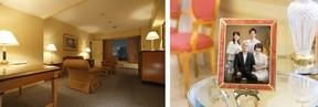 リーガロイヤルホテル、父の日の宿泊プラン発売 写真館での撮影付