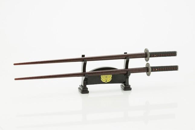 侍箸 日本刀 西郷隆盛 (c)KOTOBUKIYA