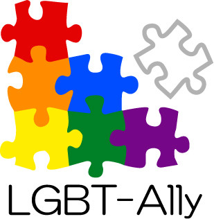 「LGBT-Ally」のロゴ