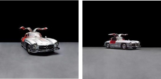「300SL」の壁紙2種類