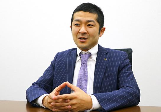 ダイハツ工業 国内マーケティング部 販売企画室 販売販促の橋本駿太郎主任
