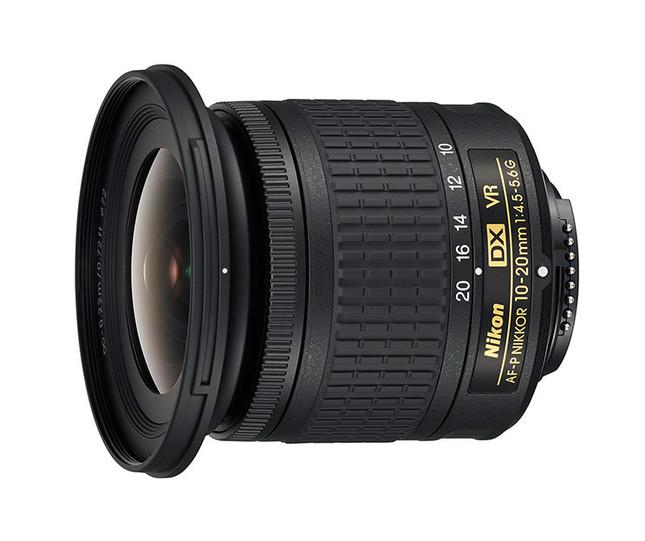 「AF-P DX NIKKOR 10-20mm f/4.5-5.6G VR」