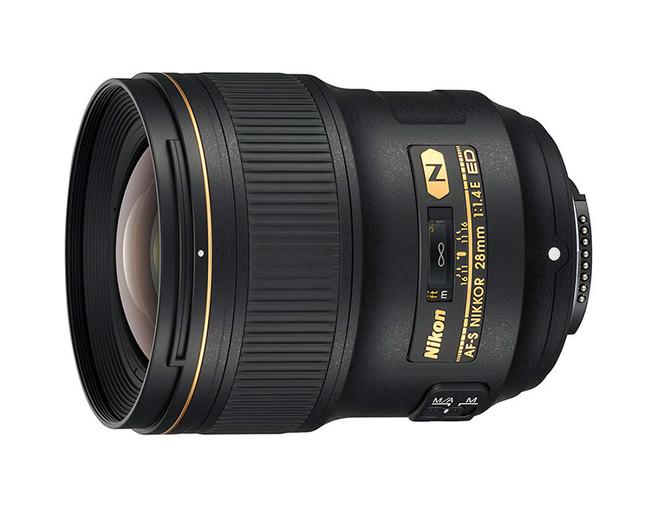 「AF-S NIKKOR 28mm f/1.4E ED」