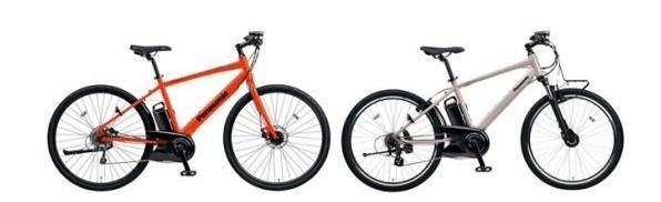 通勤からサイクリングまで楽しめるスポーツモデル!
