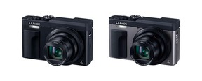 4Kの高画質で自分撮り「4Kセルフィー」搭載 パナソニックのデジカメ「LUMIX DC-TZ90」