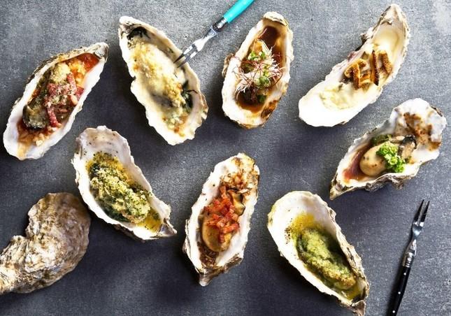 ひと味ちがった牡蠣を楽しめる