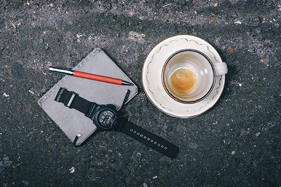 「TOUGH BOY WITH COFFEE」のイメージビジュアル