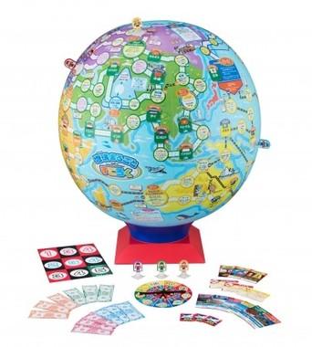 遊んで学んで世界一周!