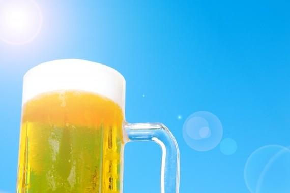 夏の暑い日はビールに限る!といいたいところだが…