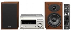 コンパクトボディでも高性能 Bluetoothでスマホ/PCともつながるCDレシーバー&スピーカー