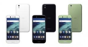 「Android One」シリーズ初「FeliCa」対応 「Y!mobile」スマホ「X1」