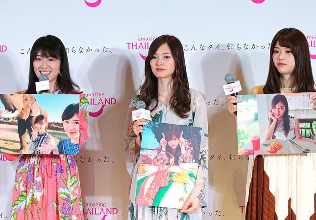 (写真左から)高山さん、白石さん、松村さん