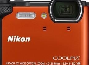 30m防水&2.4m耐衝撃 ニコンのコンパクトデジカメ「COOLPIX W300」