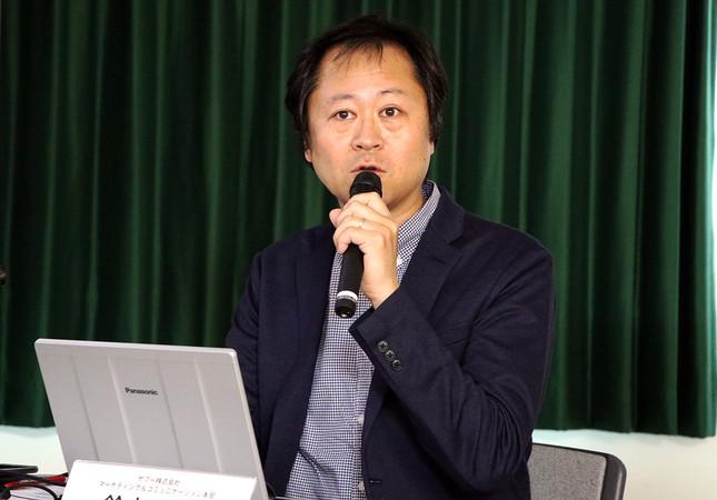 ヤフーの鈴木宏一さん