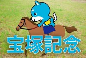 ■宝塚記念 「カス丸の競馬GⅠ大予想」 一強キタサンブラックの弱点