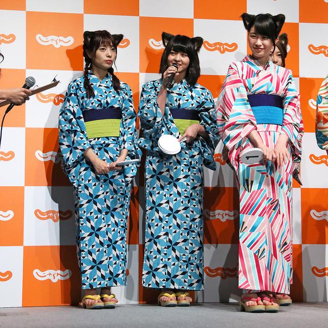 (写真左から)斉藤さん、伊藤さん、高山さん