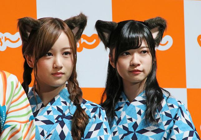 (写真左から)星野さん、寺田さん