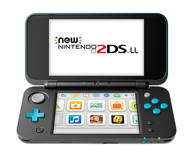 携帯性が向上、「3DS」ソフトを2D画面でどこでも楽しめる