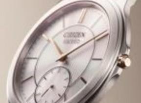 「シチズンEXCEED」ブランド誕生40周年記念 薄型エコ・ドライブモデル発売