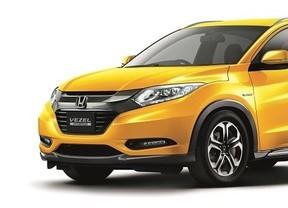 ホンダ「VEZEL」 安全運転支援システム搭載の特別仕様車、誕生