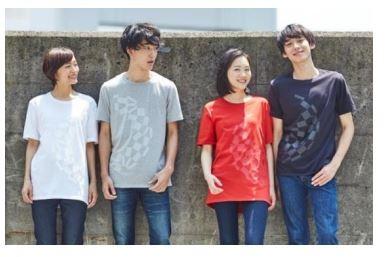 東京2020公式Tシャツ早くも登場!