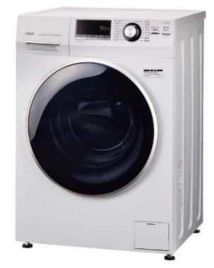 ヨーロピアンスタイルのデザインと日本のきめ細かな洗濯機能の融合