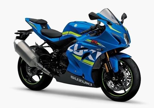 スーパースポーツバイクの新型日本仕様で登場!