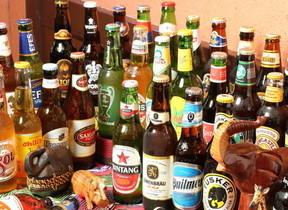 40種の海外ビールが飲み放題! グリルチキンも食べ放題の「旅ノリフェス」
