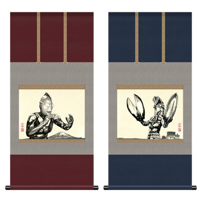 日本の特撮と伝統技術のコラボレーション