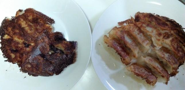 左が「土井流」、右が「味の素」