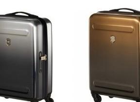 メタリックなグラデーションが美しいスーツケース 「エテリウス グラディエント」発売