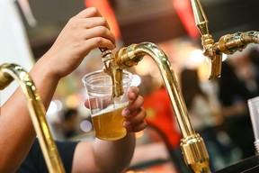 大好評の予約席を拡大!秋のビール祭り開催!