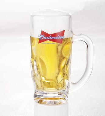 バドワイザービール 中ジョッキ