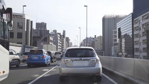 渋滞、イライラしませんか?