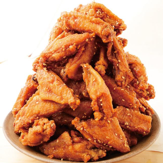 冷うまっ新食感手羽唐「夢のいいとこ鶏」