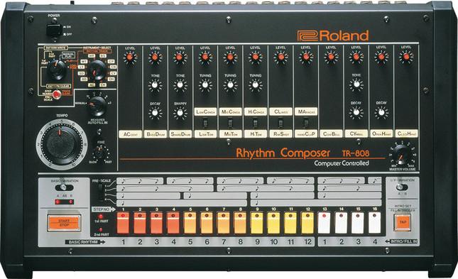元の「TR-808」