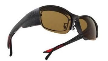 普段使いのメガネの上に着用すれば一瞬で釣り専用メガネに!