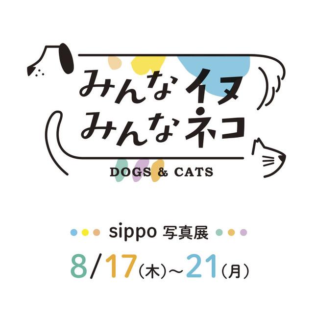 写真展「みんなイヌ、みんなネコ」は8月17日~8月21日まで開催