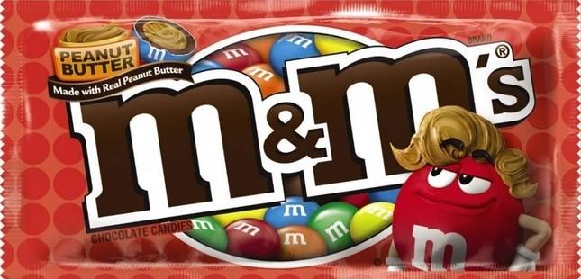新商品「M&M'S ピーナッツバター シングル」