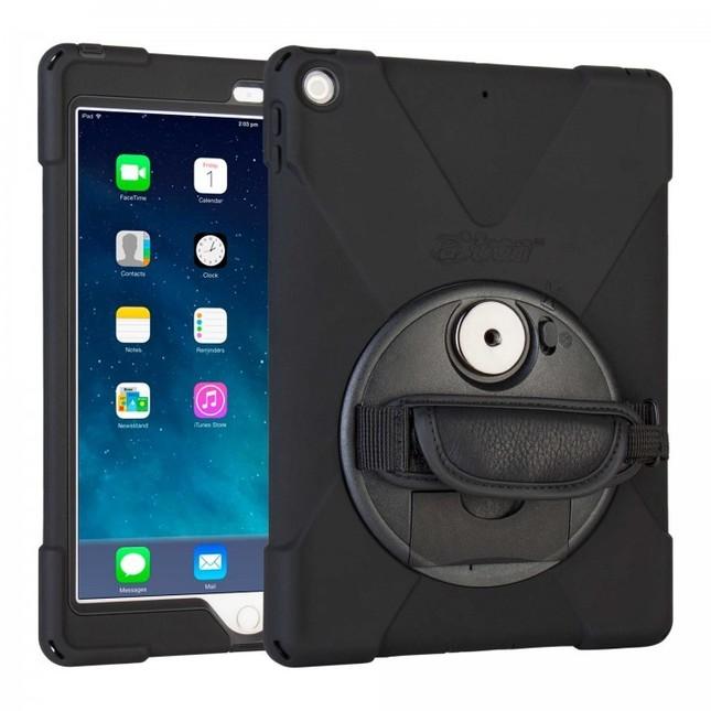 現場作業などでの強い味方、iPadをしっかり守ってくれる