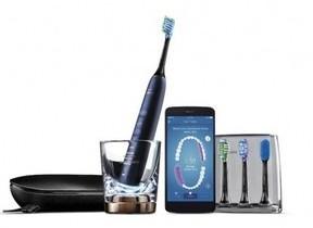 センサーとマイクロチップが最適なブラッシングをお知らせ 電動歯ブラシ「ソニッケアー」