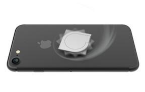 ハンドスピナー機能を備えたスマホ向けモバイルリング「ABSOLUTE iSpin」