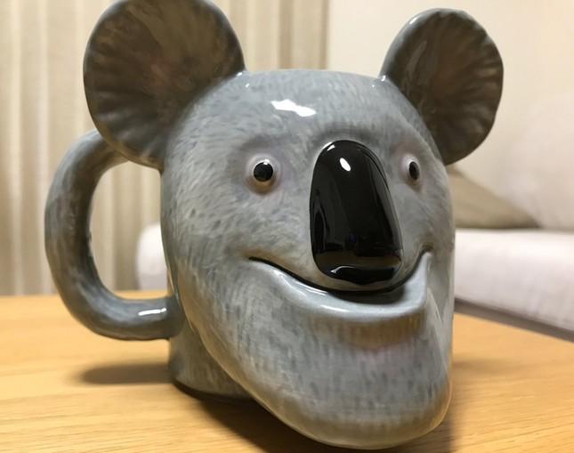 マグカップ「シャクレルマグ」(写真提供:「たんた」さん)