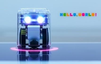小型エデュケーション・ロボット「TABO8」