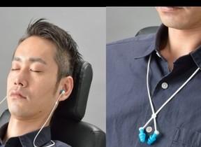 移動時の3大悩みを全て解決! よくばり機能付き耳栓「耳らくんフライト」発売