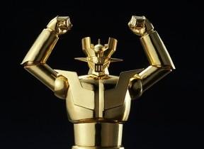 1870万円の「純金製マジンガーZ」が西武渋谷店に降臨 ※プラチナ製(1400万円)は売れました