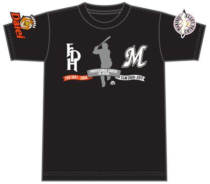 「Tシャツ(ブラック)」表