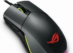 摩耗や破損したスイッチを交換できる ASUSのゲーミングマウス「ROG Pugio」