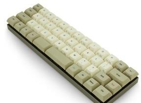 約60%を削ぎ落とした47キー コンパクトなメカニカルキーボード「Vortex CORE 47keys」