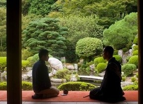 星のや京都、「脱デジタル滞在・冬」開催 一般非公開の清水寺西門や和尚様の説法も